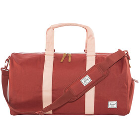 Herschel Novel Mid-Volume Duffle Brick Red/Peach